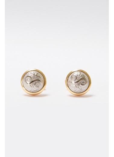 Altınyıldız Classics Kol Düğmesi 4A3820200051 Altın